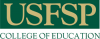 U.S.F.S.P. College of Education text