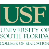 University of South Florida College of Education text